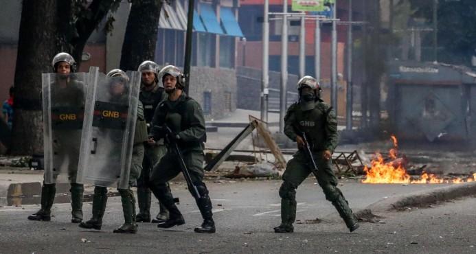 Fiscalía confirma dos muertes durante el paro opositor en Venezuela