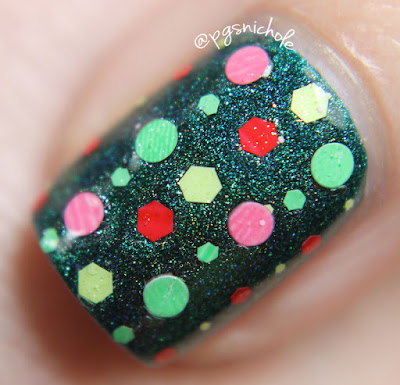 Hobby Polish Bloggers Presents: Holiday