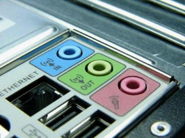 cara mencolokkan kabel mic atau audio jack ke CPU komputer