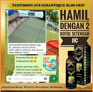 Testimoni Hamil JIC