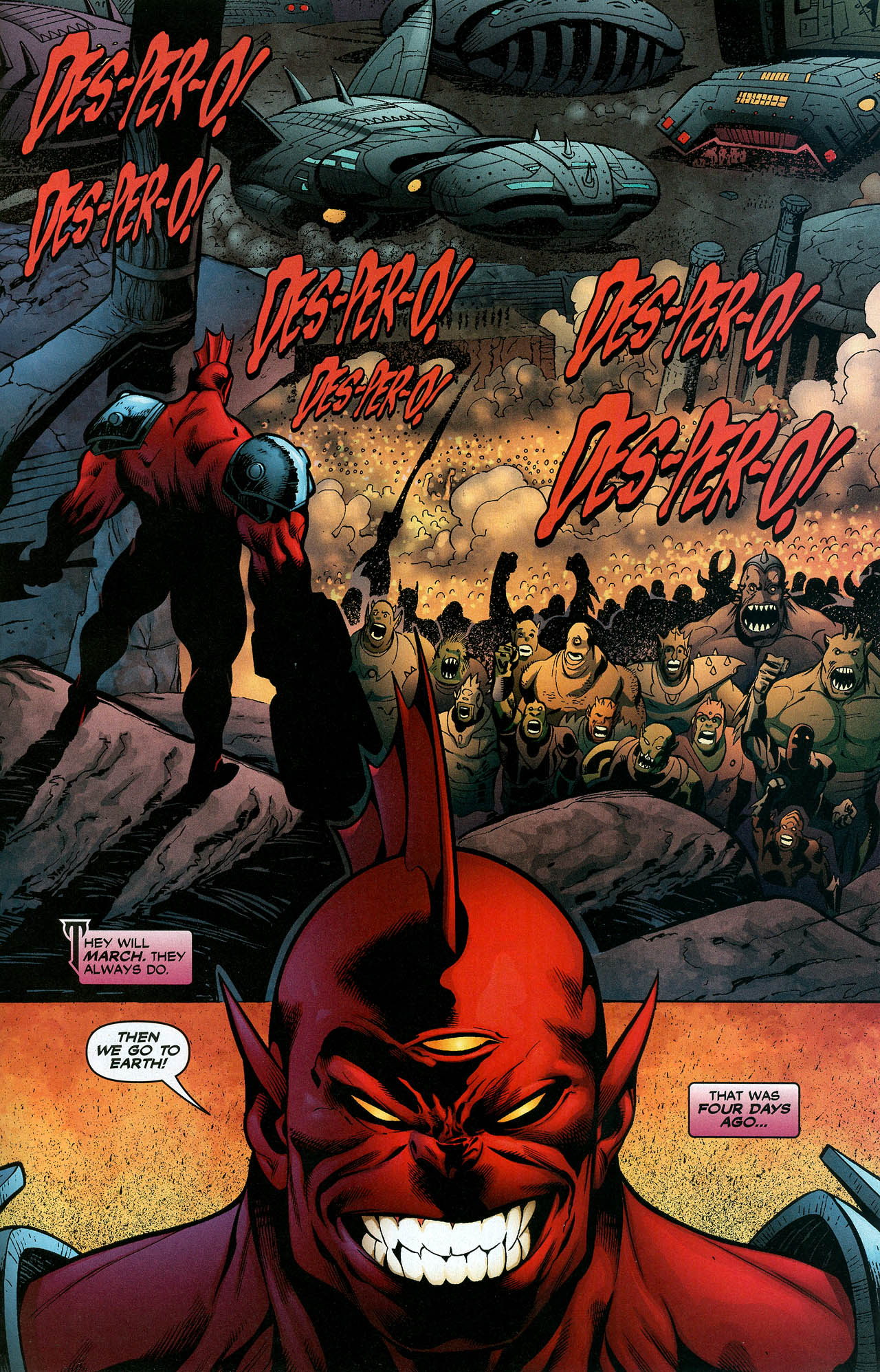 Read online Trinity (2008) comic -  Issue #23 - 26