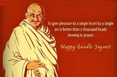Mahatma Gandhi Jayanti Images Download