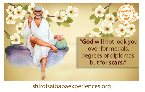 Shirdi Sai Baba Blessings - Experiences Part 2769