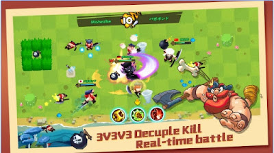 BarbarQ v1.0.52 Mod Apk Terbaru Unlimited Money For Android