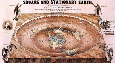 Bukti Bentuk Bumi Sebenarnya Bukan Bulat, Tapi Datar