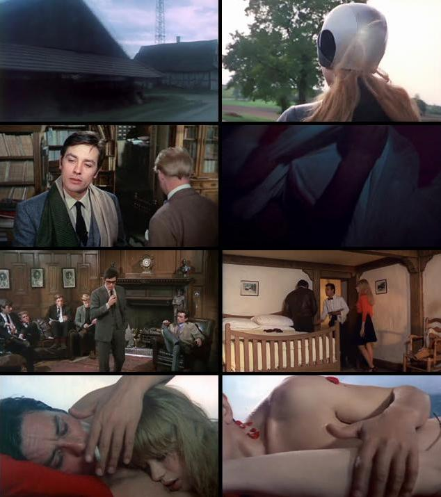 The Girl On A Motorcycle 1968 UNRATED Dual Audio Hindi 720p BluRay