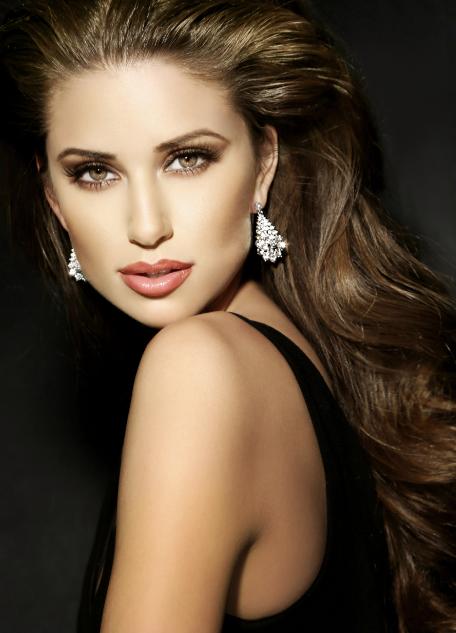 O Universo dos concursos: Miss Nevada USA 2014 Nia Sanchez