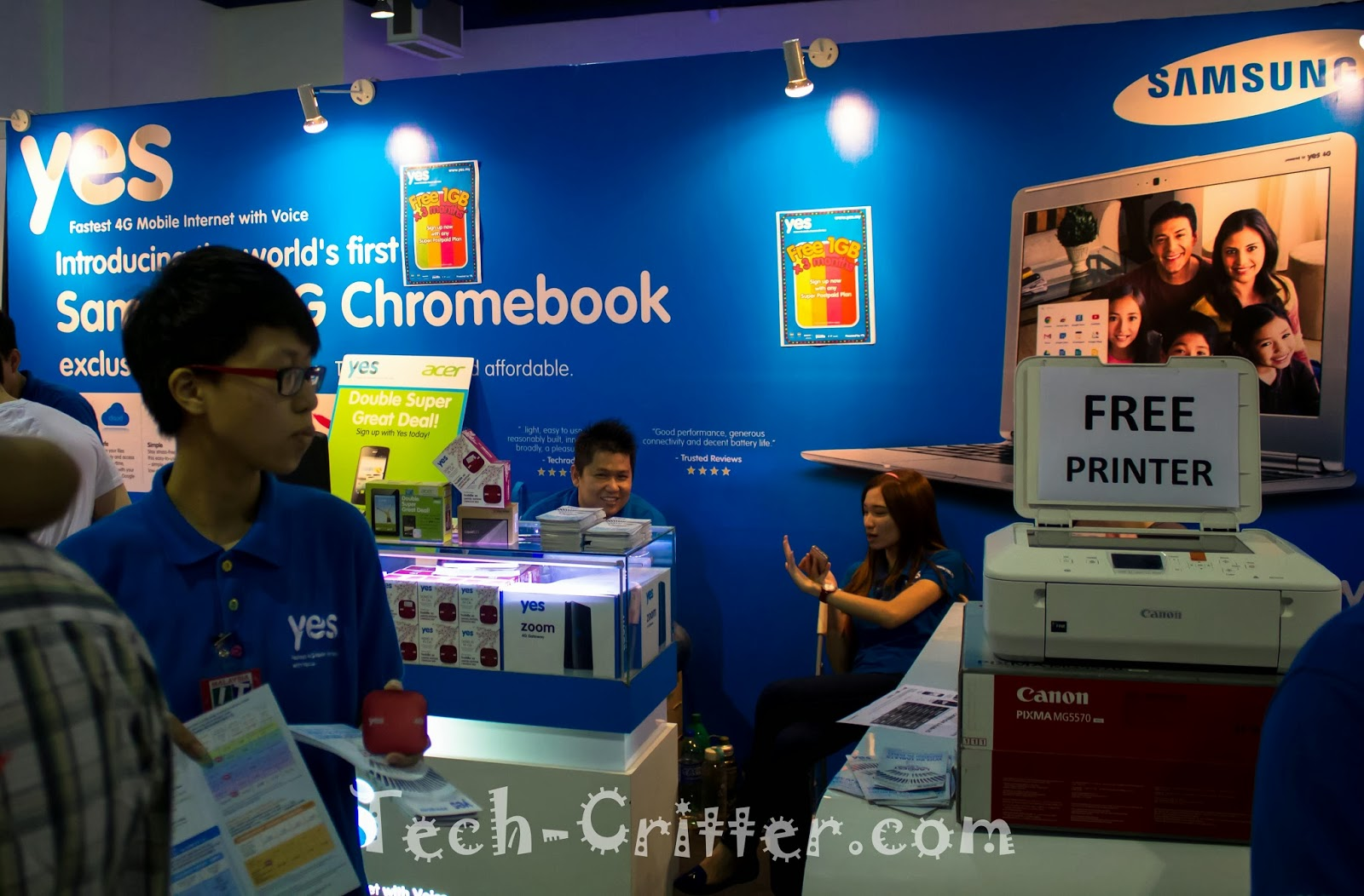 Coverage of the Malaysia IT Fair @ Mid Valley (17 - 19 Jan 2014) 312