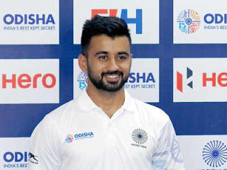 Manpreet Singh: Player of the Year 2019