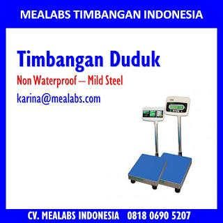Jual Timbangan Duduk Digital Non waterproof mild steel timbangan mealabs timbangan indonesia