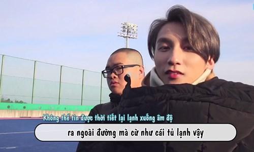 """Video Clip Hậu Trường quay MV """"Nơi Này Có Anh"""" của Sơn Tùng M-TP"""