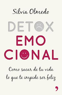LIBRO - Detox emocional Silvia Olmedo (Temas de hoy - 17 mayo 2016) BIENESTAR | Edición papel & digital ebook kindle Comprar en Amazon España