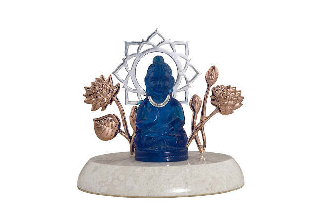 Frazer and Haws - Blue Buddha