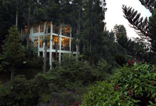 The grand hill hotel bagus di puncak bogor
