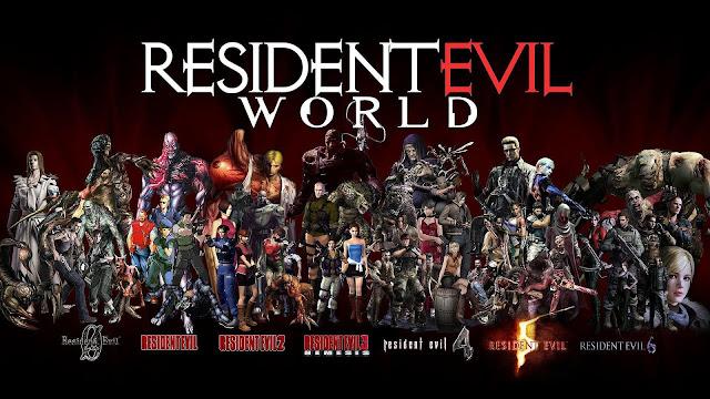 Coisas que você provavelmente não sabia sobre Resident Evil