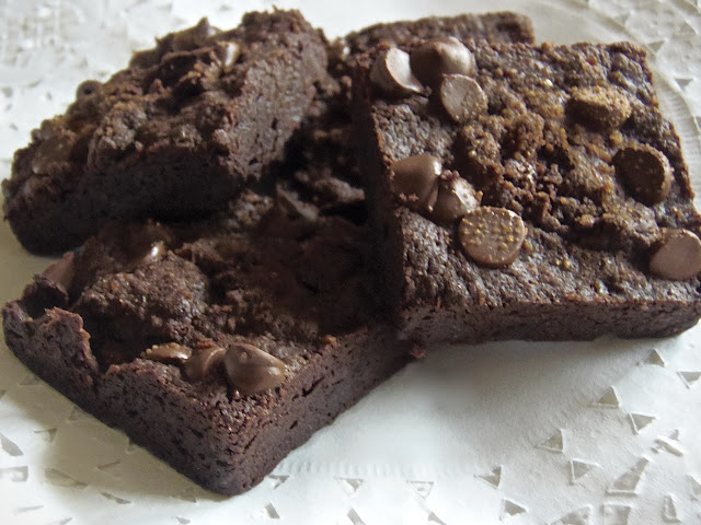 Vegan, gluten free brownies http://psychologyfoodandfitness.blogspot.co.uk/