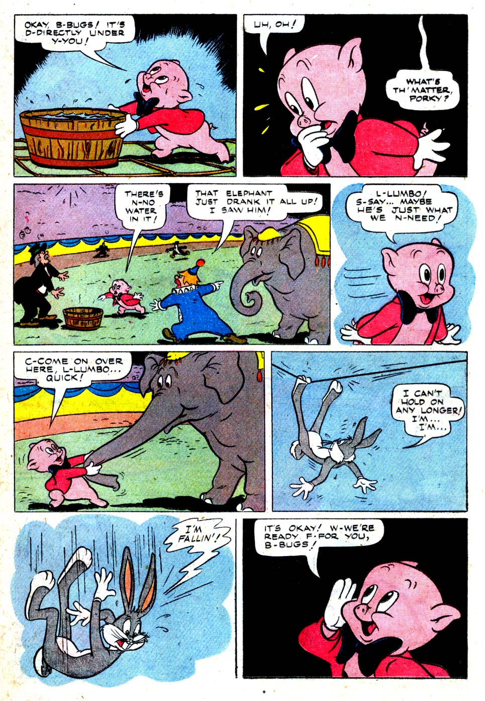 Four Color Comics issue 281 - Page 19