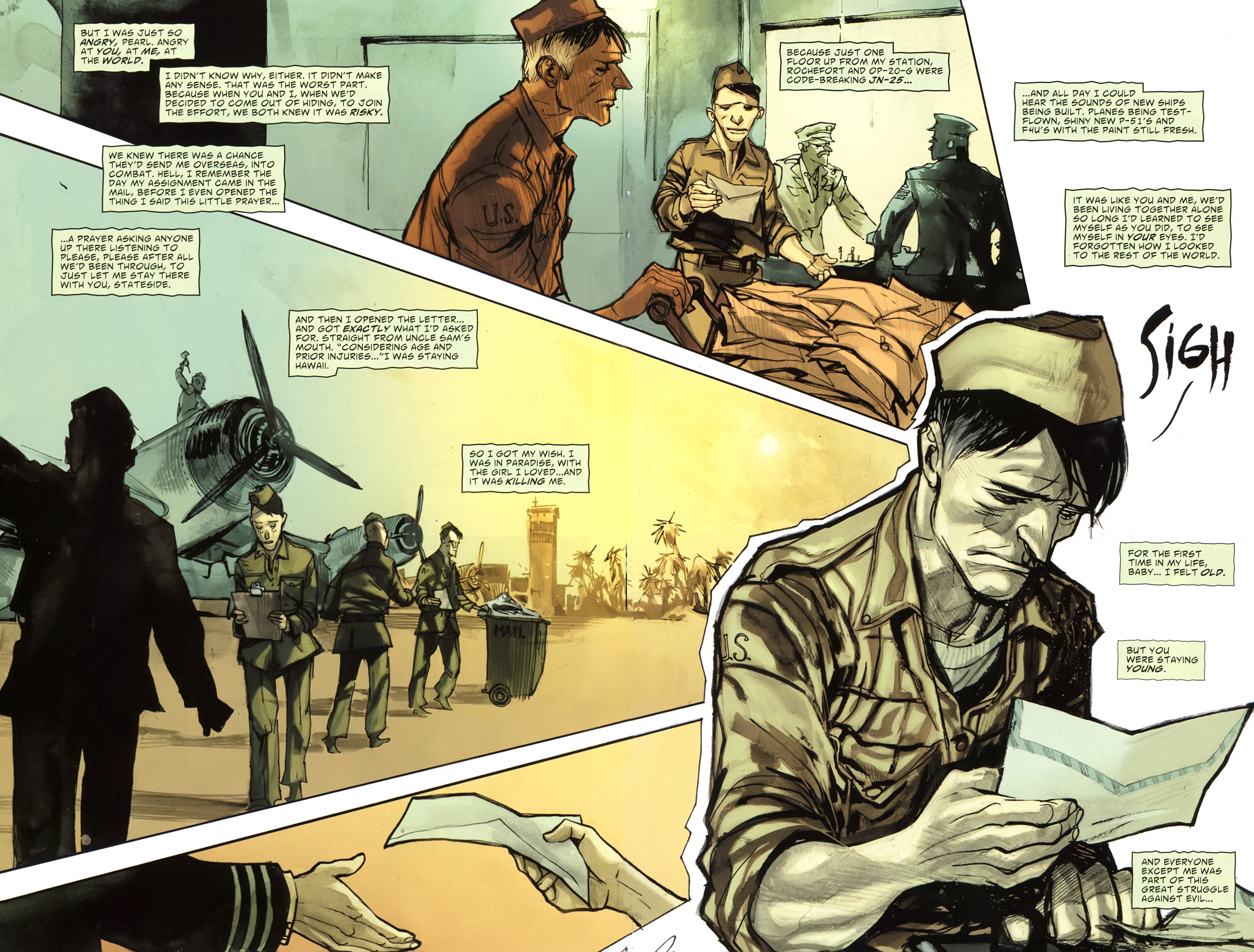 Read online American Vampire comic -  Issue #13 - 8