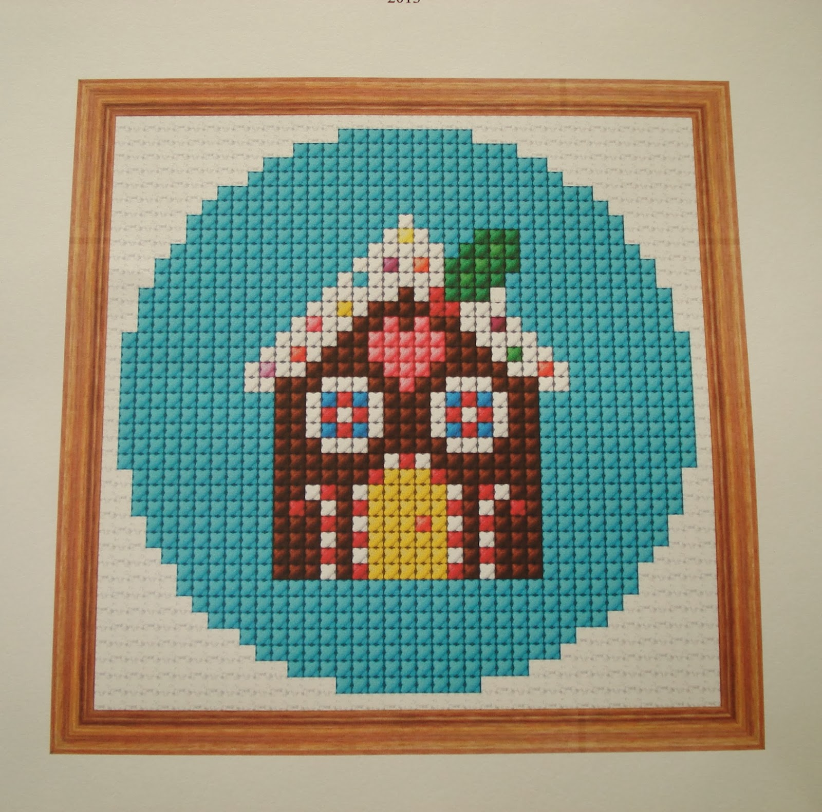 How To Make A Cross Stitch Pattern To Perler Bead Bead Pattern Free