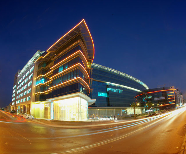 modern city saudi arabia travel guide photo