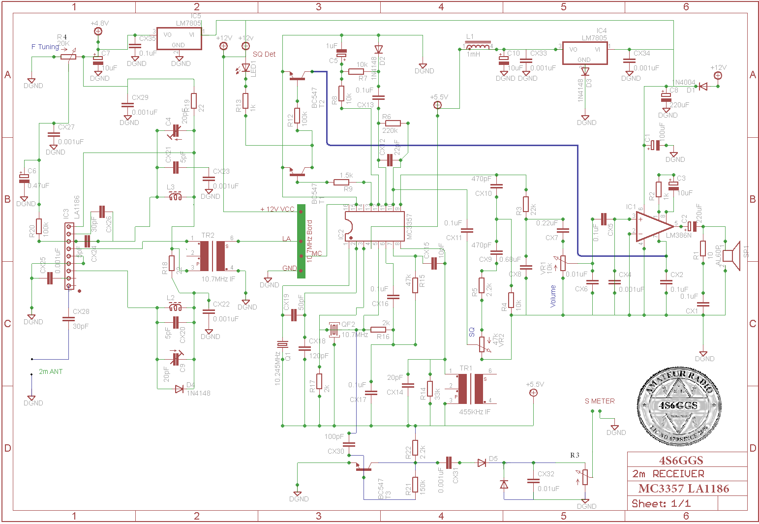Jual Interface Cor Repeater Ht   Rpu 082333942111  Skema