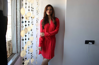Actress Sana Khan Latest Special Valentines Day Pictureshoot Gallery 0007