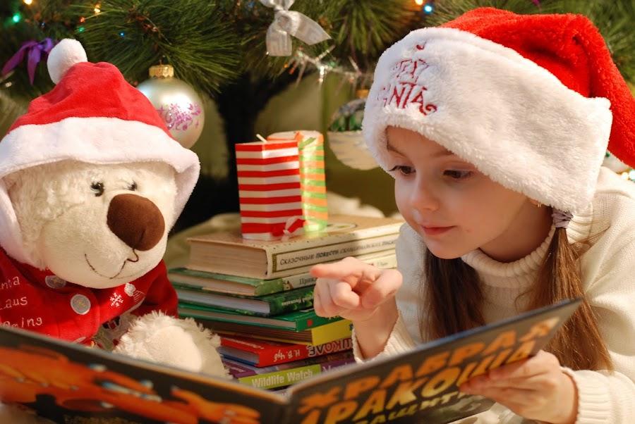 La regla de los 4 regalos para niños en Navidad