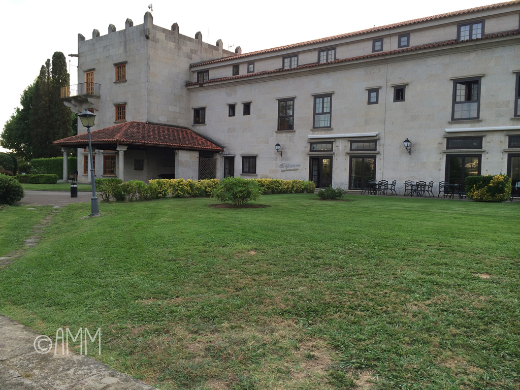 Our Stay At The Parador In Tui Spain