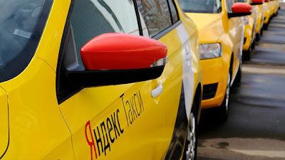 Країни ЄС підозрюють Yandex.Taxі у шпигунстві