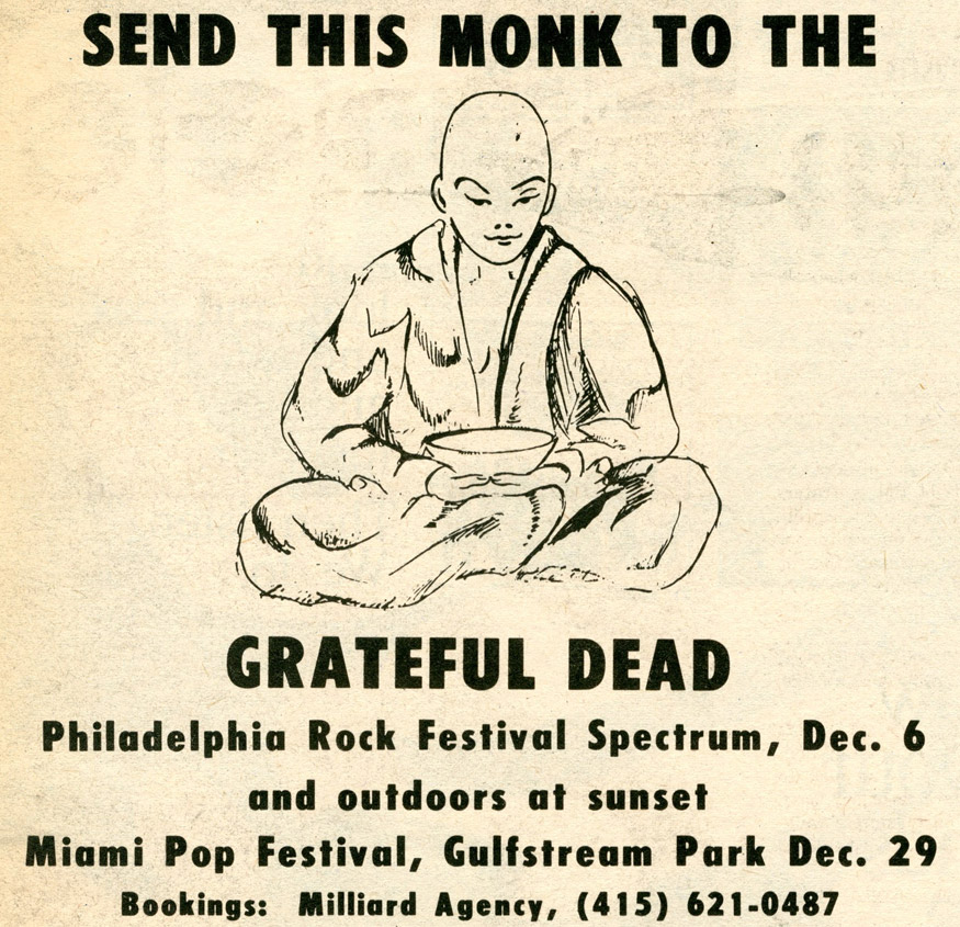 Lost Live Dead: The Grateful Dead, The Electric Factory and