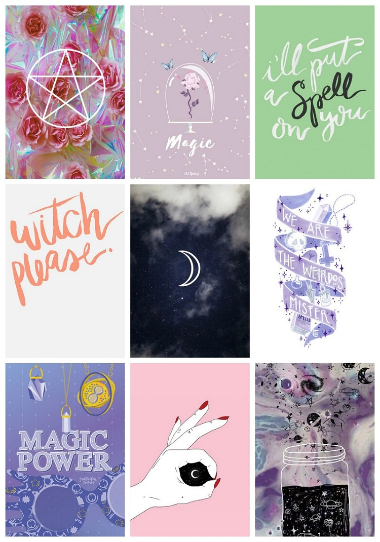 Witchy Wallpapers For Your Iphone