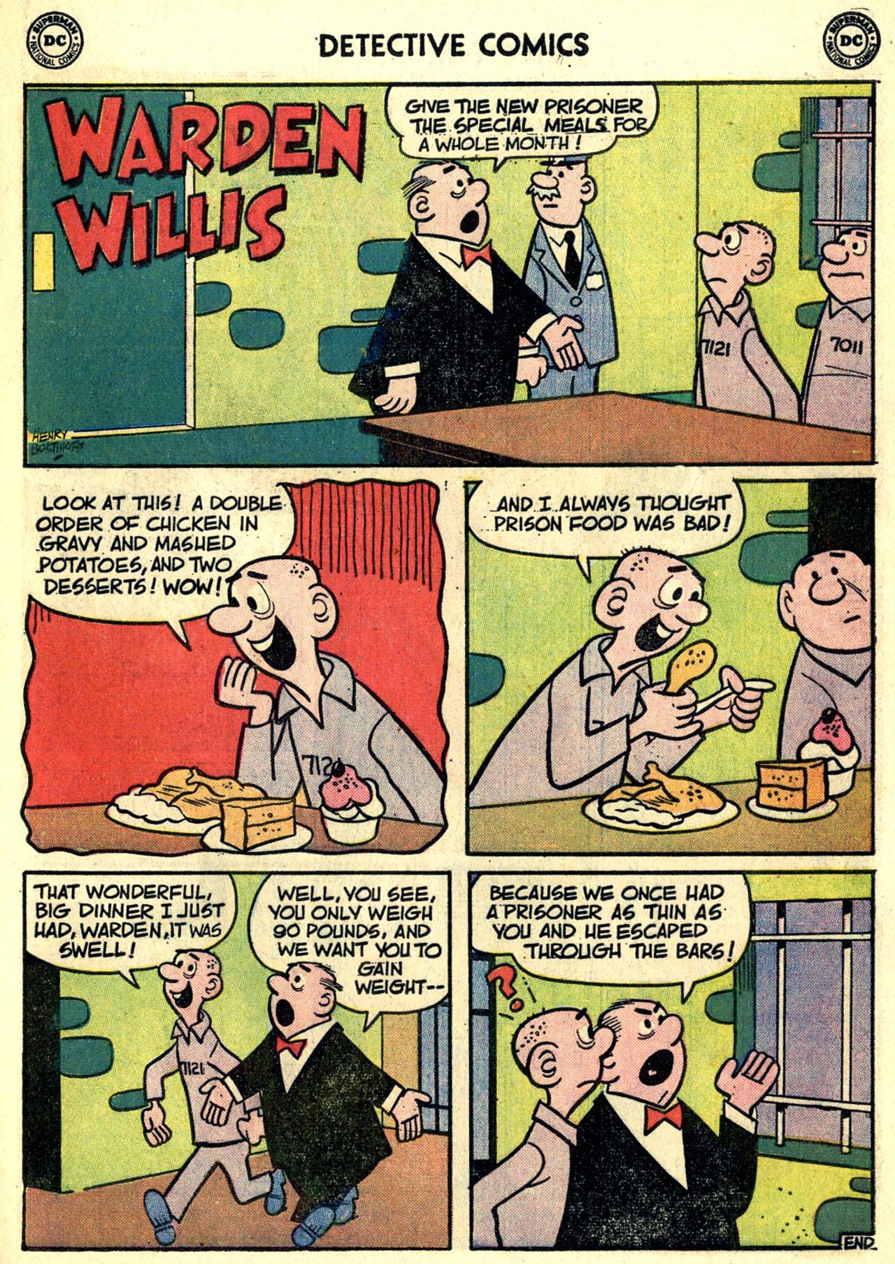 Detective Comics (1937) 273 Page 16