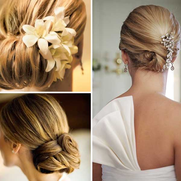hair pieces for weddings | Wedding Hairstyles With Veil