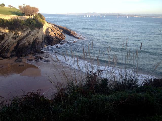 senda litoral de Santander