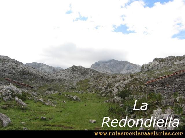 Ruta Pan de Carmen, Torre de Enmedio: Redondiella