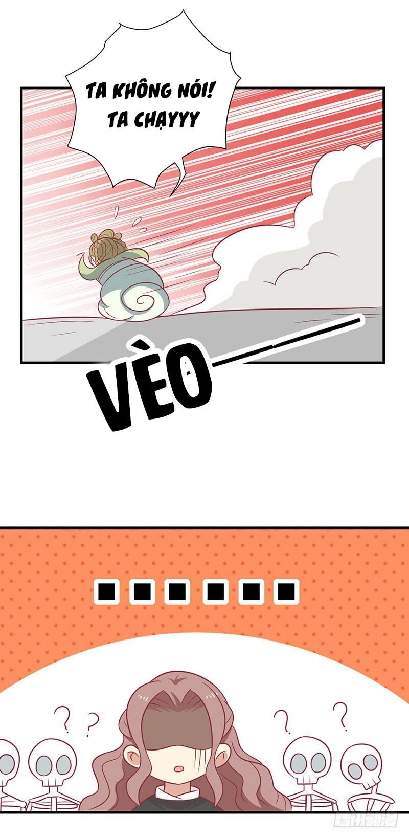 Vương Gia Người Ta Sẽ Giảm Béo Mà!!! chap 70 - Trang 12
