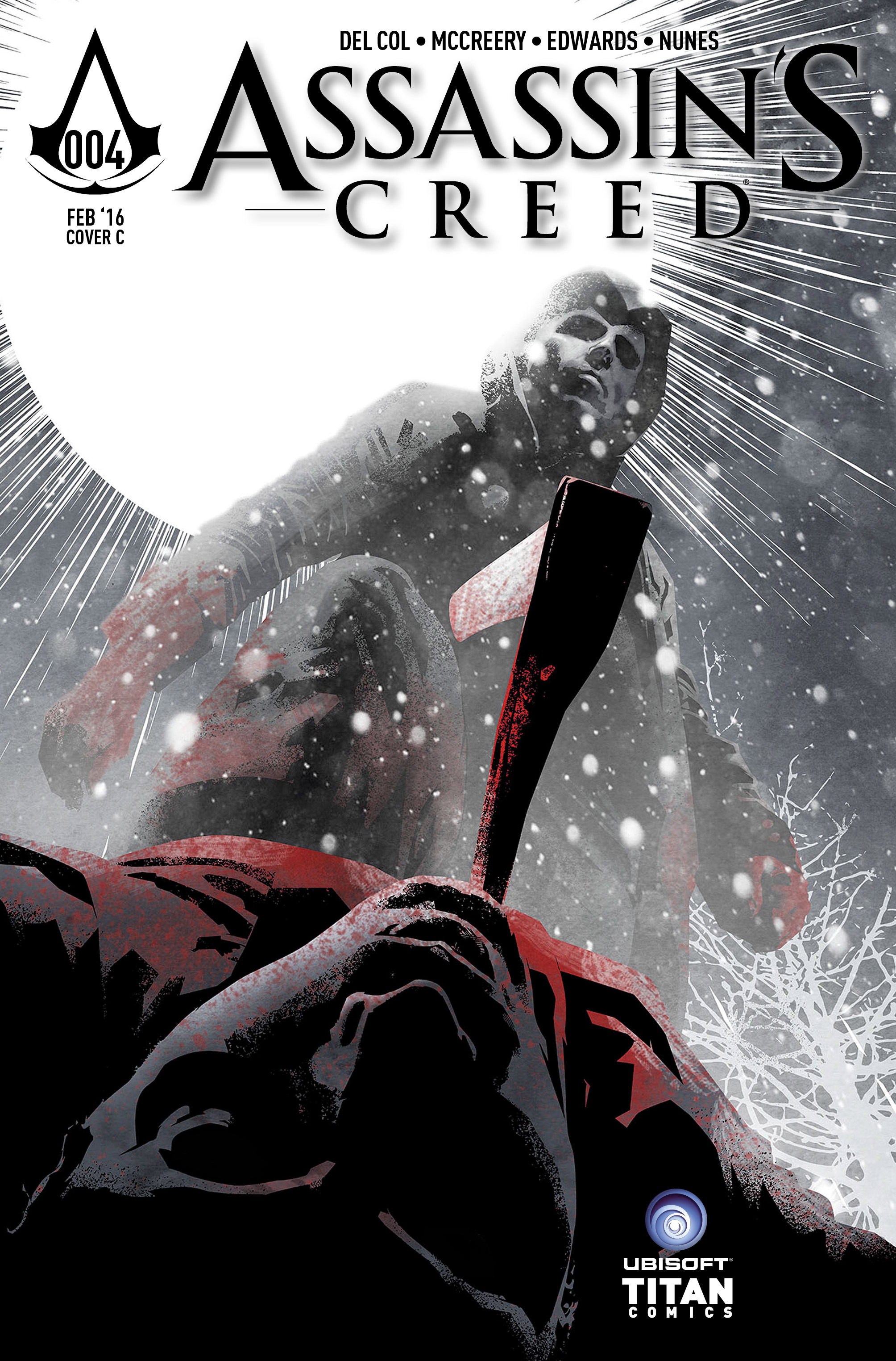 Read online Assassin's Creed (2015) comic -  Issue #4 - 29