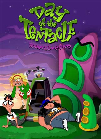 Day of the Tentacle Remastered Download for PC