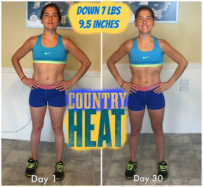 country heat results, country heat review, country heat dance workout, country heat before and afters, country music workout, country heat weight loss,