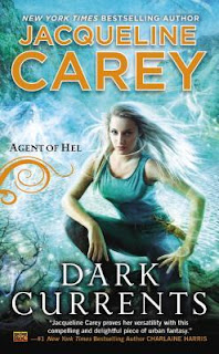 Book Review:  Dark Currents by Jacqueline Carey