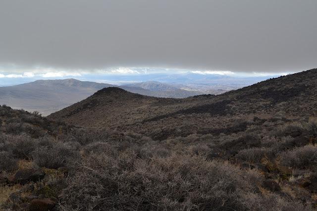 caldera edge