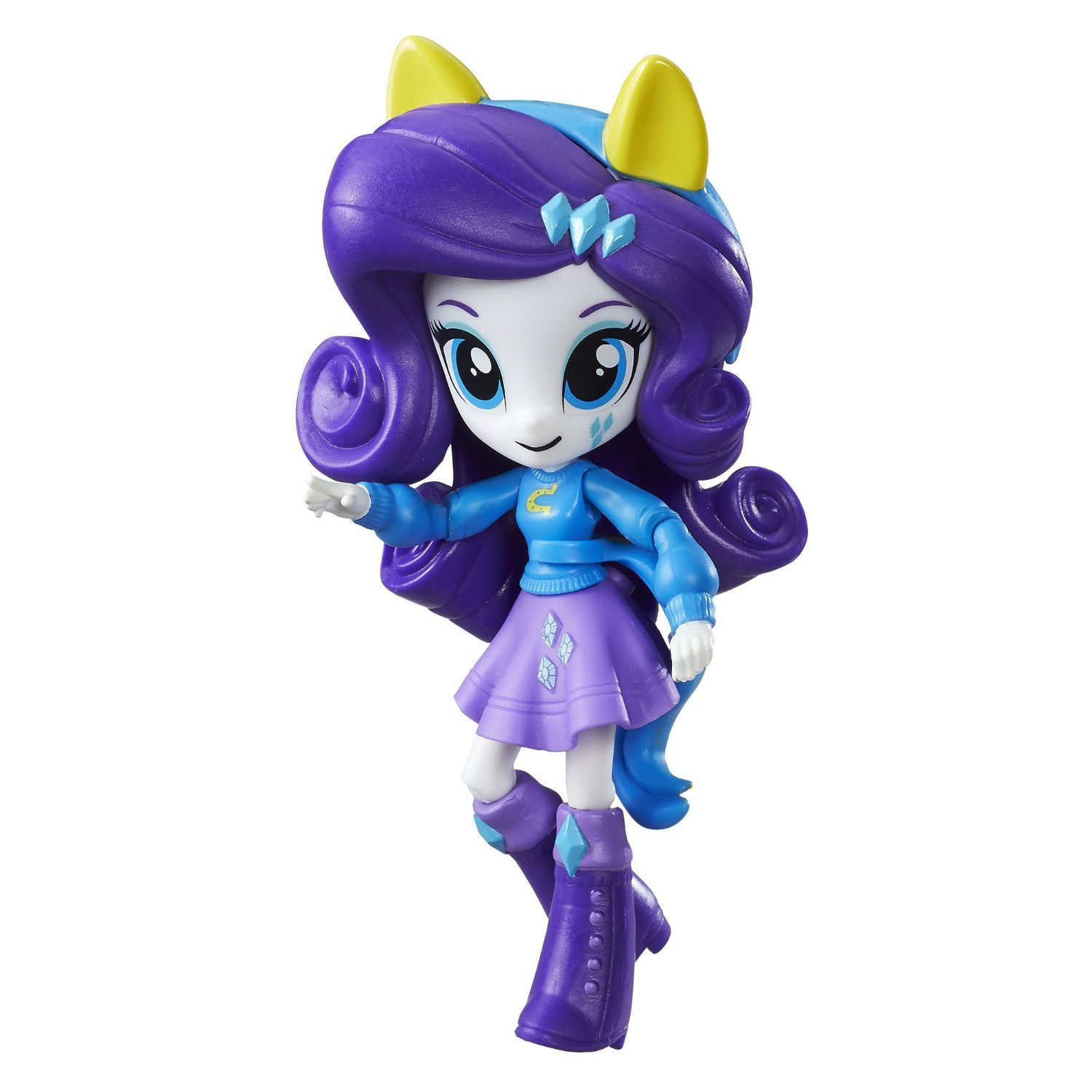 Rarity Equestria Girl Coloring Page