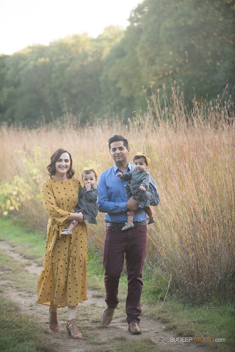 Beautiful Fall Family Baby Portrait Photography SudeepStudio.com Ann Arbor Family Portrait Photographer