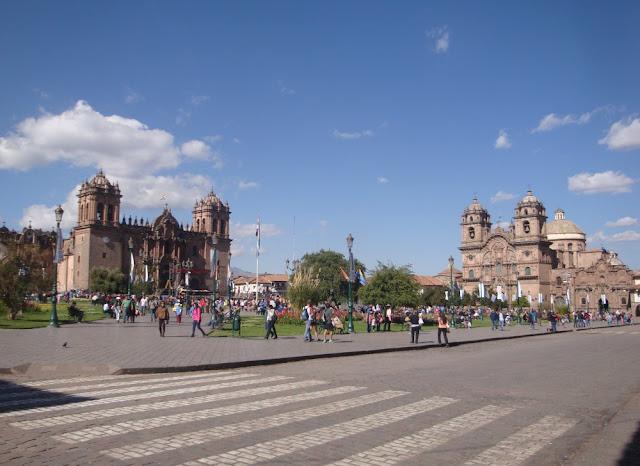 Roteiro 12 dias no Peru - Cusco
