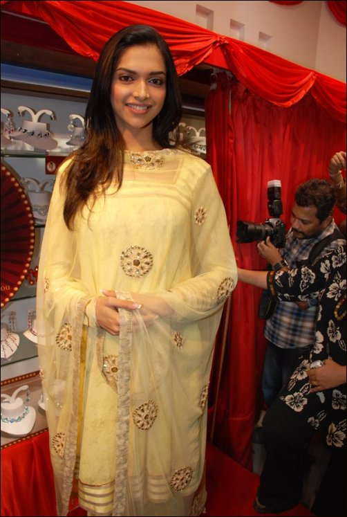 Elegance Of Living Deepika Padukone