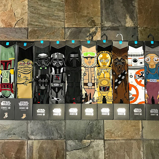 Star Wars Stance Sock Collection