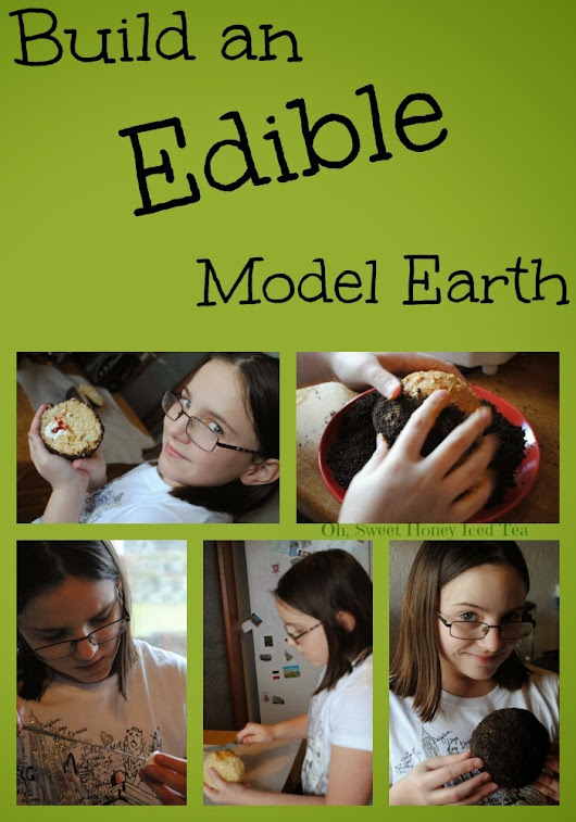 Edible Model Earth