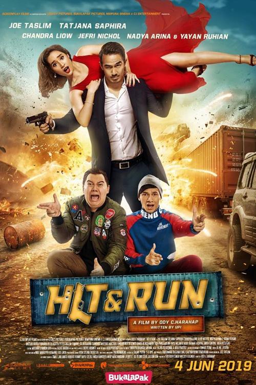 Hit and Run (2019)