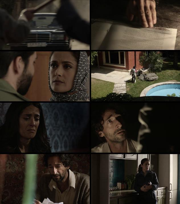 Septembers of Shiraz 2015 English 720p BRRip