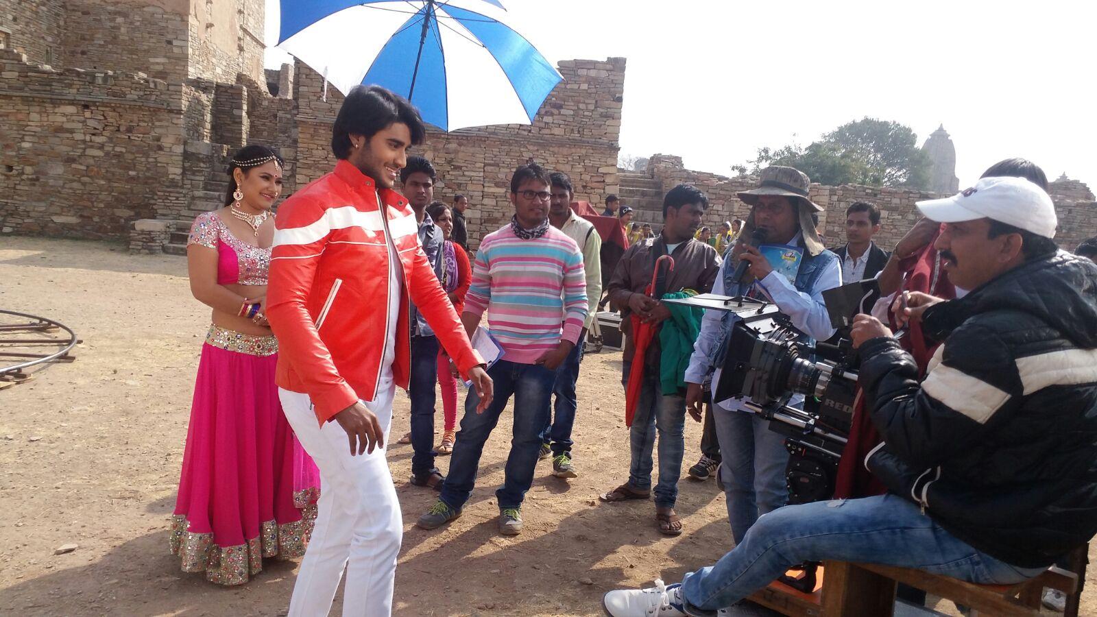Priyanka Pandit Stills in film photo